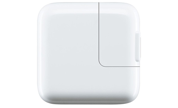Apple 12-watt power adapter