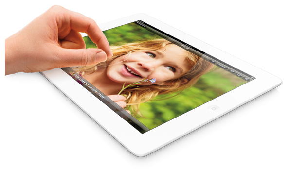 fourth-generation iPad