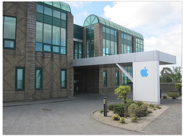 Apple's European Headquarters - Cork, Ireland