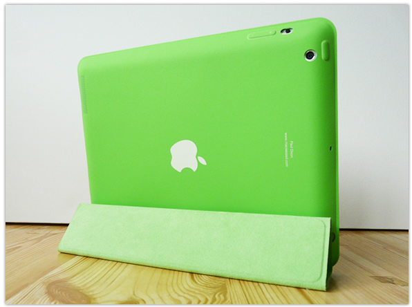 Apple iPad Smart Case back