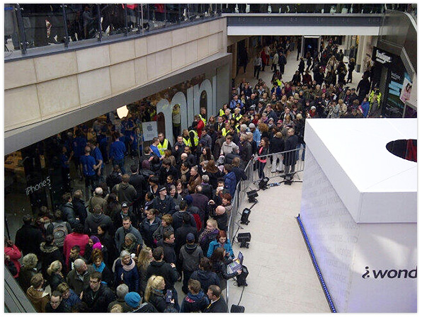 Apple opens its 36th UK retail store in Leeds | Macsessed