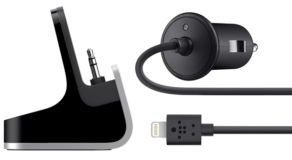 Belkin accessories for Lightning Connector