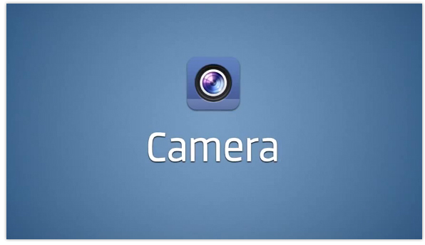 Facebook releases facebook camera app for the iphone for Facebook camera