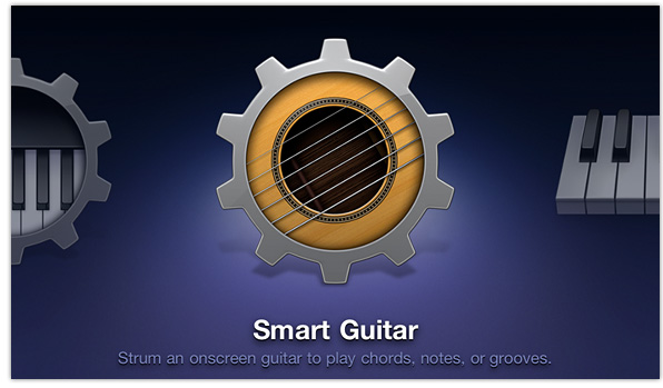 GarageBand for iPhone & iPod touch