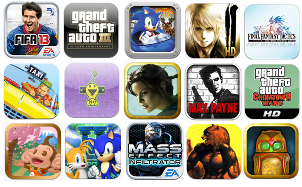 games for ipod