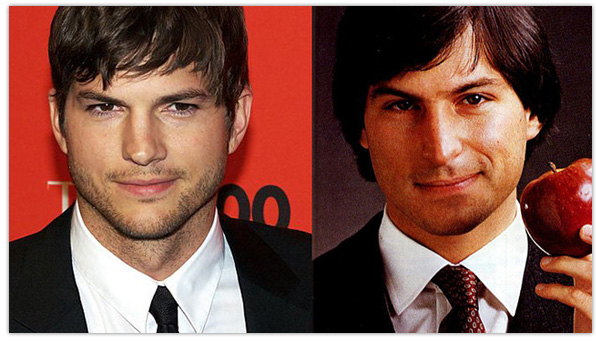 Ashton Kutcher to play Steve Jobs