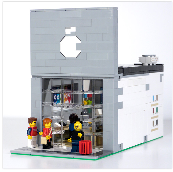 Ten fantastic Apple inspired LEGO creations | Macsessed