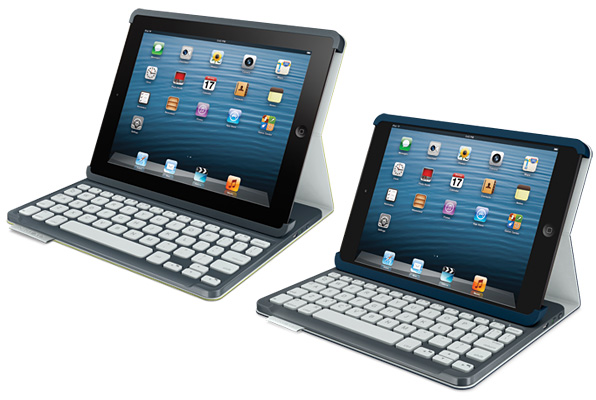 Logitech Keyboard Folio cases