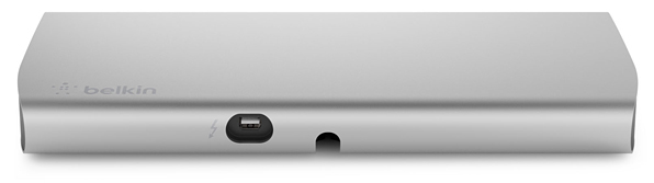 upgraded Thunderbolt Express Dock
