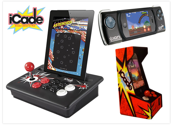 new iCade products