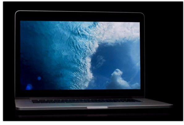 MacBook Pro video