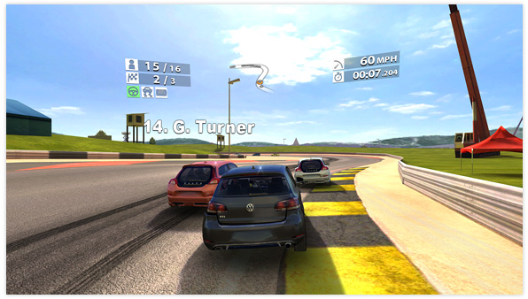 Real Racing 2 Mac Screehshot