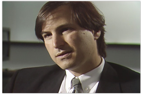 Steve Jobs interview from 1990