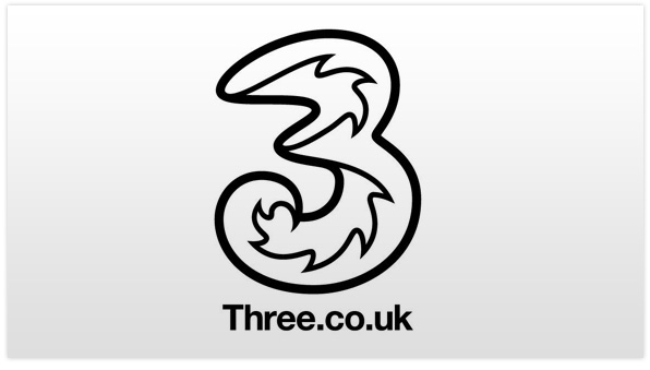 Three UK logo